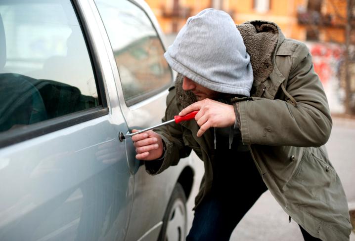 В Москве украли машин на 3 миллиарда рублей