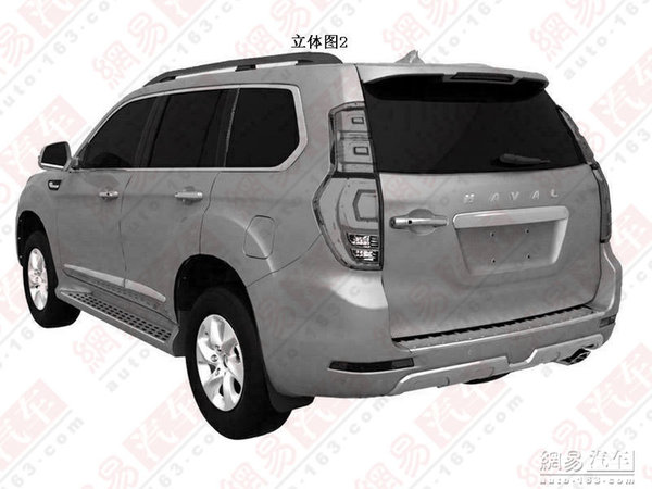 Great Wall Haval H9 фото