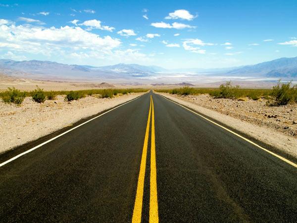 В США хорошие дороги