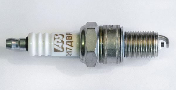 Свеча APS А17ДВРМ - изготовлена с применением импортных комплектующих