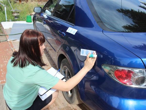 Судебные приставы могут арестовать и опечатать кредитное авто за неуплату по кредиту банку