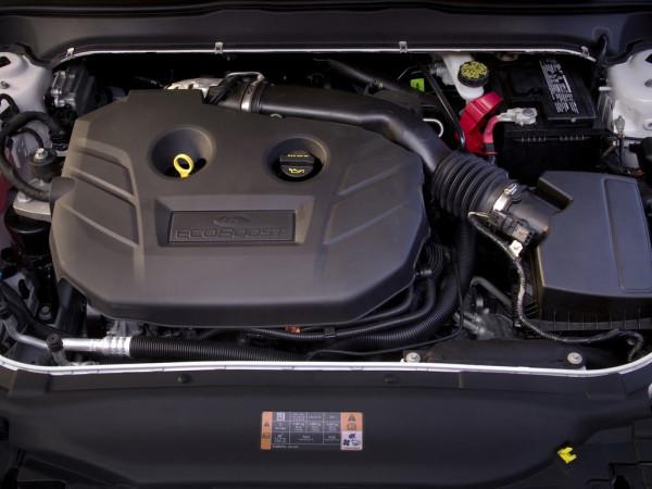 Двигатель нового Форд Мондео EcoBoost