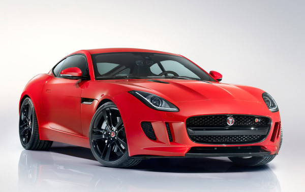 Jaguar F-Type Coupe фото