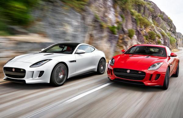 Jaguar - синоним скорости,  F-Type Coupe не является исключением