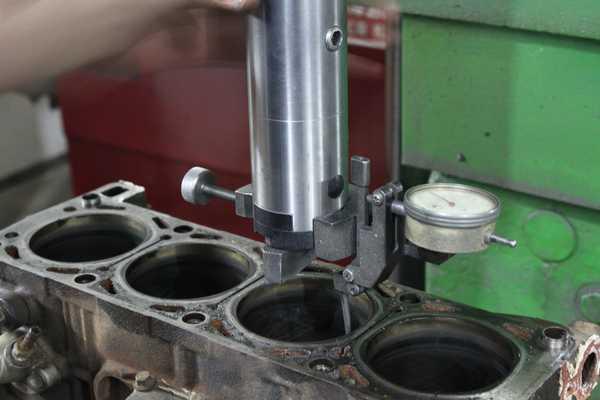 Увеличение диаметра цилиндров - еще один способ увеличения крутящего момента
