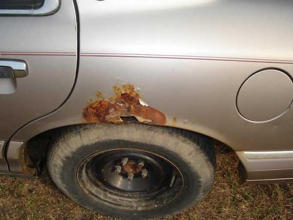 Электрохимическая защита от коррозии автомобиля  - один из самых эффективных методов