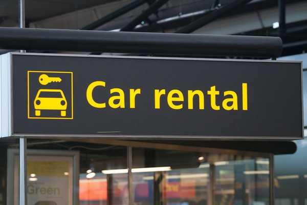 Взять машину напрокат в Греции