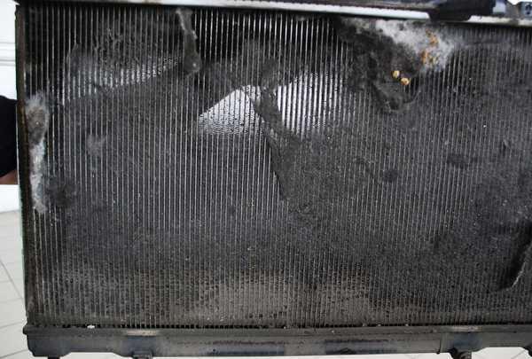 Промывка радиатора охлаждения двигателя - необходимая процедура