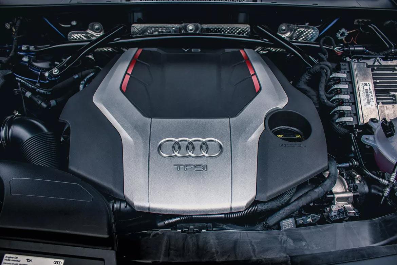 "Вот так выглядят 354 ""лошади"" Audi SQ5"
