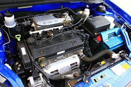Двигатель нового Lifan Smily