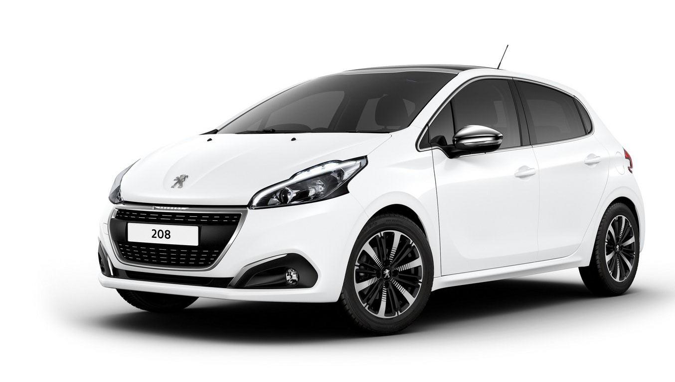 Peugeot 208 (Пежо 208)