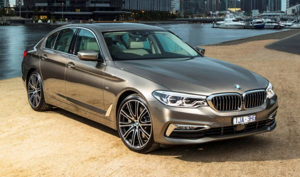 Бизнес-класс BMW 5 Series