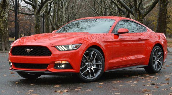 S-класс Ford Mustang спорткупэ