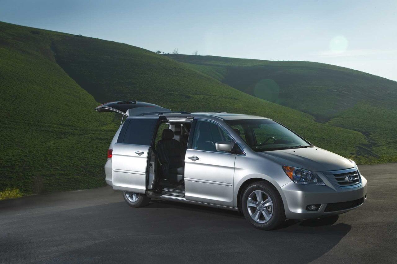 Honda Odyssey North America