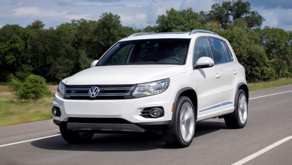 Volkswagen Tiguan внедорожный J-класс