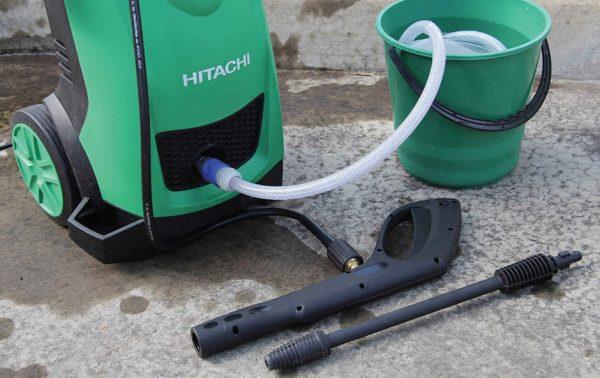Минимойка автомобиля с самостоятельным забором воды