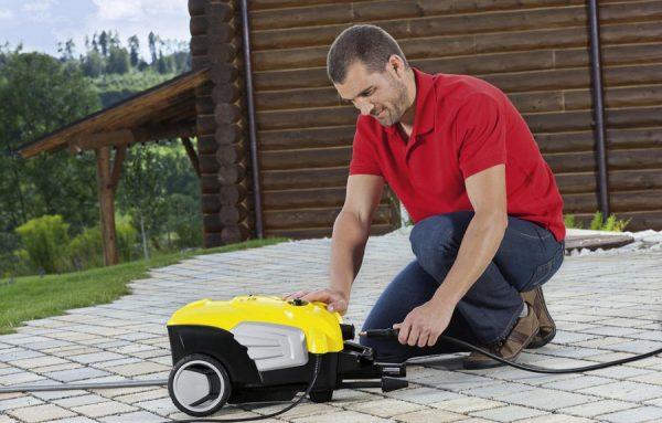 Минимойка Karcher K 5 Compact - лучший выбор по соотношению цена/качество
