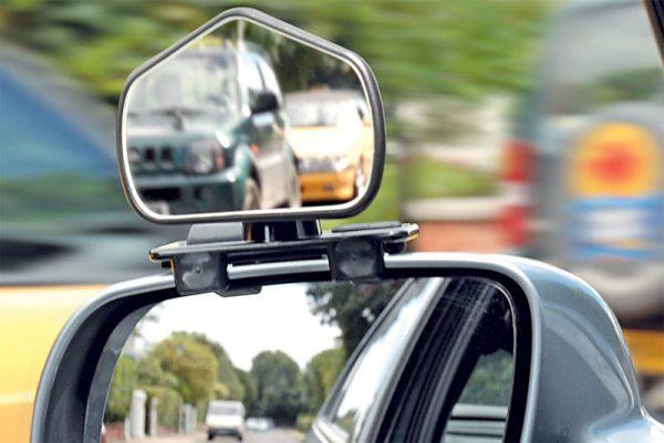 дополнительные зеркала