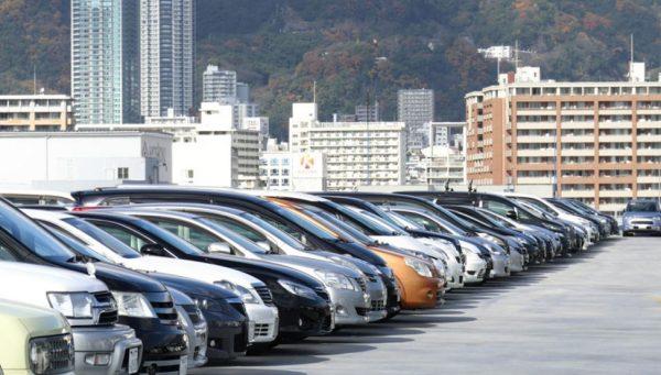 торги на аукционе японских автомобилей