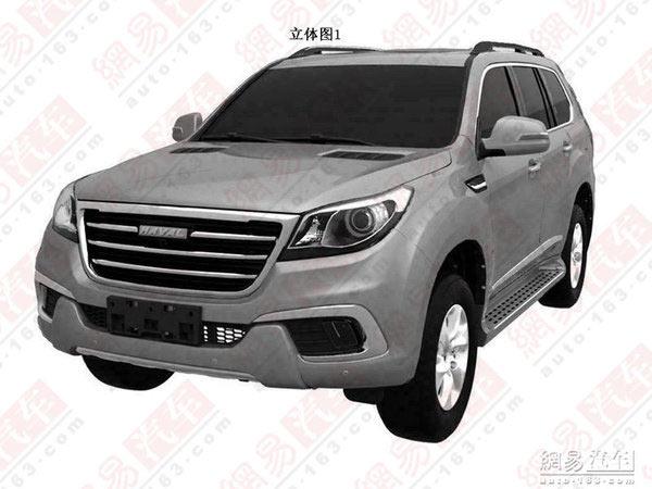 Китайский Land Cruiser Prado фото