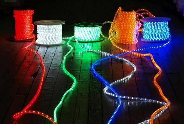 Светодиодные ленты для тюнинга фото