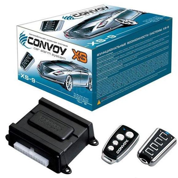 Сигнализация без обратной связи Convoy XS-9