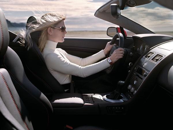 Женщина за рулем - современная реальность