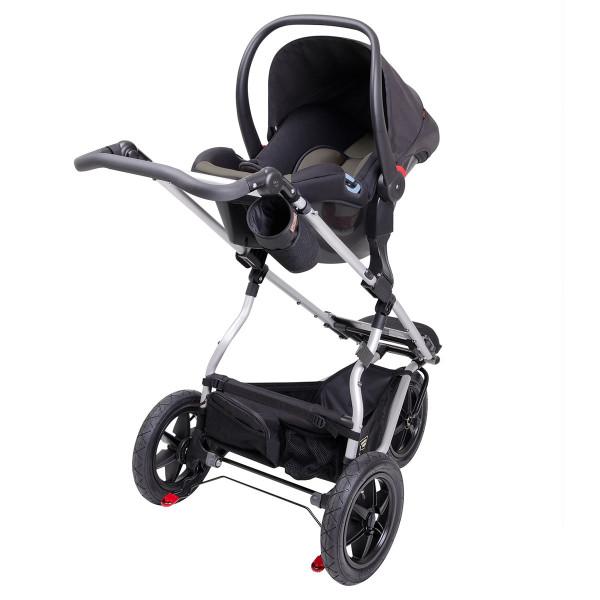 Детское автомобильное кресло-коляска