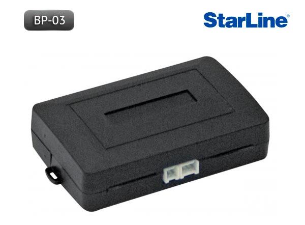 Модуль обхода штатного транспондерного иммобилайзера StarLine BP-03