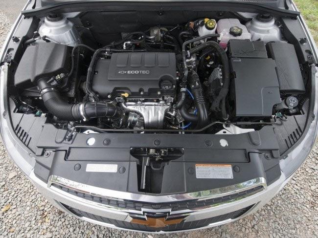 Шевроле Круз с двигателем 1,6 литра