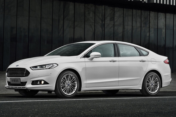 Новый Форд Мондео 2014 фото