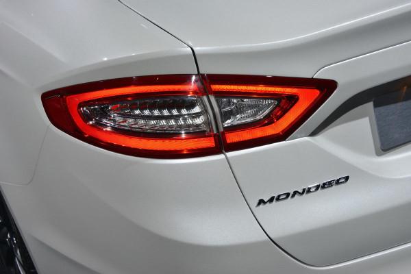 Задняя оптики нового Форд Мондео 2014