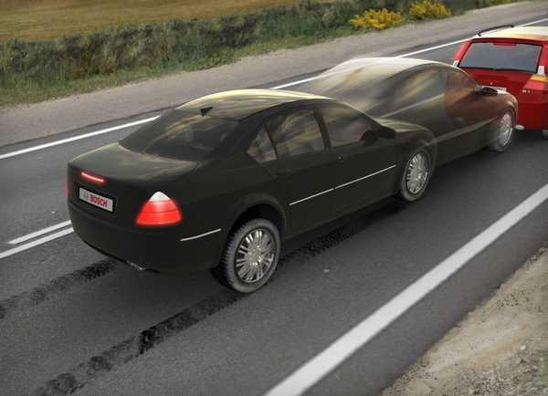 Способы торможения автомобиля выбирают в зависимости от дорожной обстановки и подготовленности водителя
