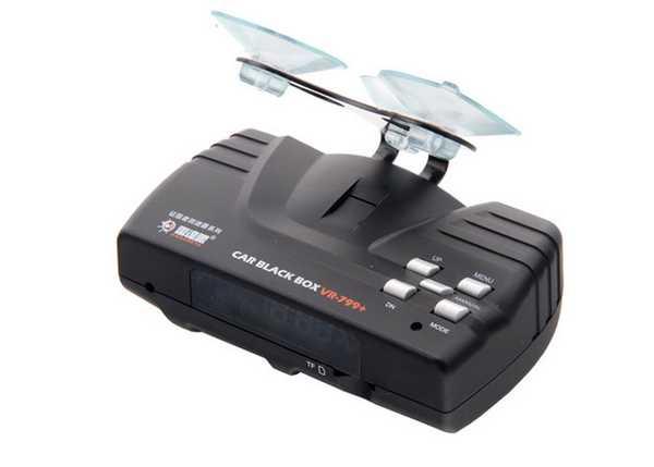 Видеорегистратор навигатор радар CONQUEROR VR-799+ Full HD