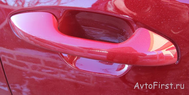 Многие автолюбители отмечали, что ручки в цвет кузова смотря лучше, чем хромированные начиная с комплектации Prestige