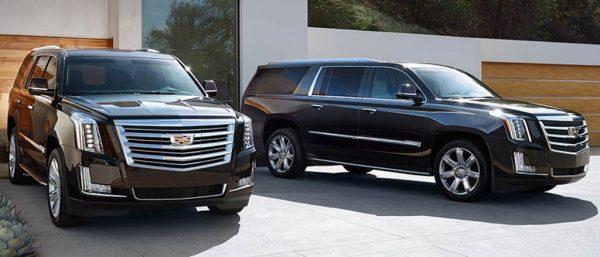 Смешанный класс SUV Cadillac Escalade