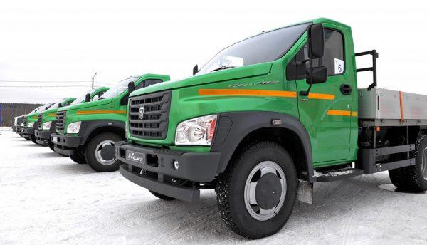 лучшие грузовики России