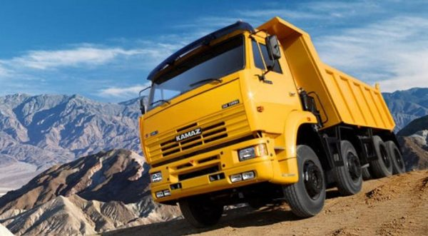 грузовики отечественного производства