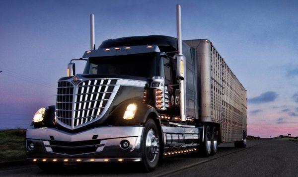 лучший американский грузовик