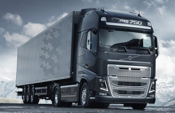 Магистральный тягач Volvo FH