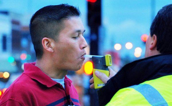 Освидетельствование на алкогольное опьянение алкотестером
