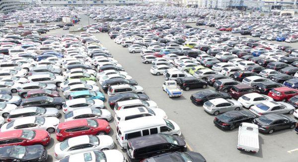 Аукцион японских автомобилей