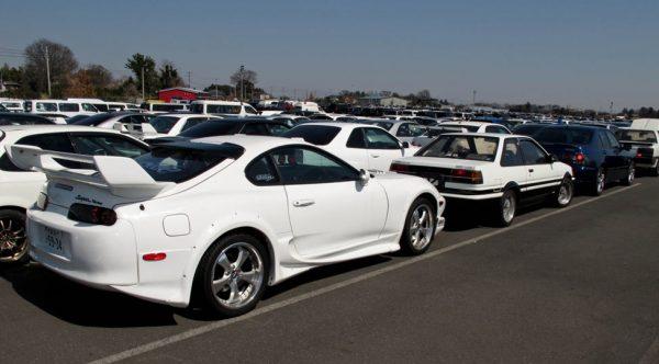 Достоинства приобретения машины с аукциона